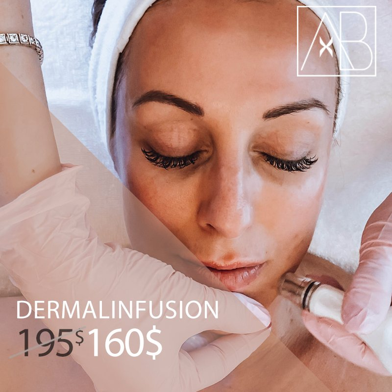 promotion dermalinfusion
